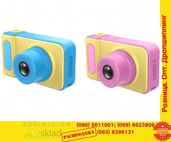 Детский цифровой фотоаппарат Smart Kids fullHD фото видеоКамера sonmax