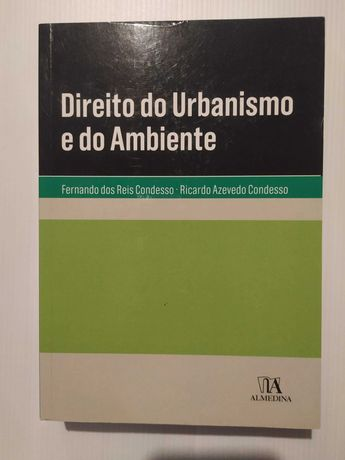 Direito do Urbanismo e do Ambiente