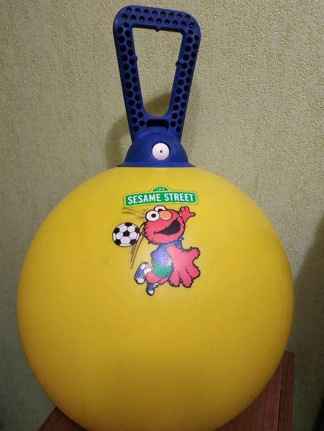 Дитячий м'яч для стрибків