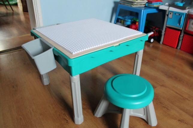 Stół wielofunkcyjny do nauki i zabawy