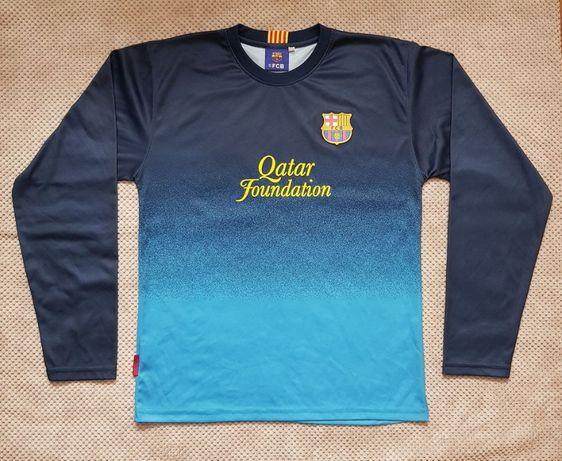 Детская кофта ФК Барселона / FC Barcelona / #1 Valdes, 13-14-15 лет