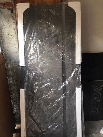 Drzwi Porta 80 cm Beton Ciemny