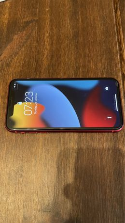 Iphone 11 (PRODUCT)RED 64 gb