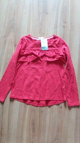 Nowa bluzka, h&m, 134/140