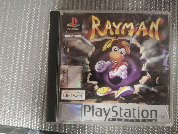 Rayman Ps1 Psx Psone