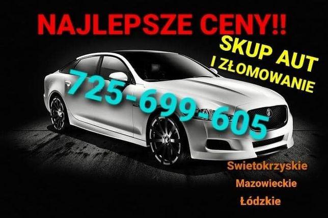 Auto Skup Aut i Auto Kasacja Zlomowanie NAJLEPSZE CENY Grójec Warszawa