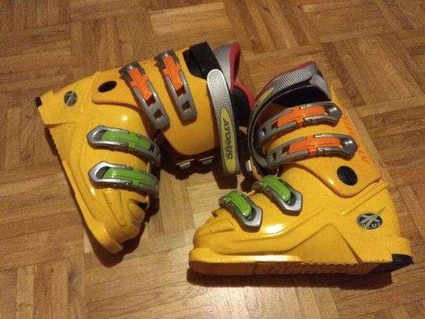 Buty narciarskie Atomic X Plus - rozm. 24