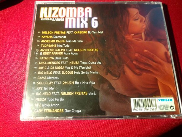 Cd Kizomba Mix 6
