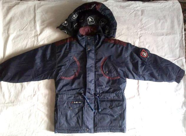 Куртка демисезон утепленная