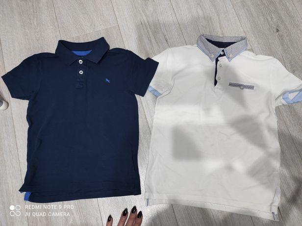 Koszulki polo h&m Zara 122/128