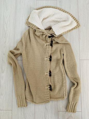 Ciepły sweter ZARA roz. S
