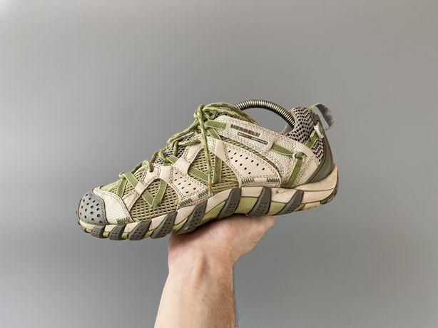 Летние кроссовки мокасины Merrell Размер 39 25 см