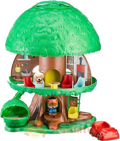 Волшебное дерево-дом из игрового набора Klorofil (оригинал)
