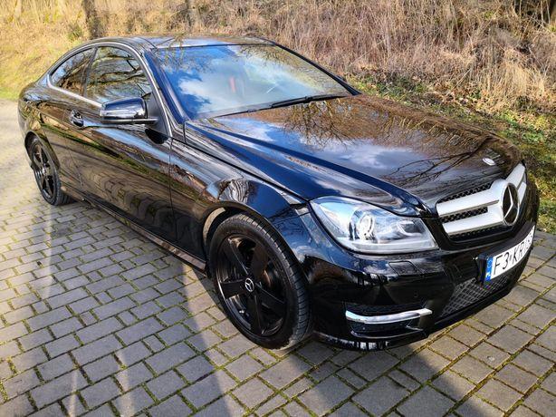 Mercedes W204 1.8T 204KM 2014