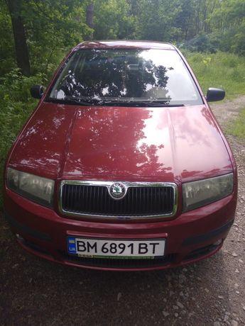 Продам своё авто Skoda Fabia 1.2