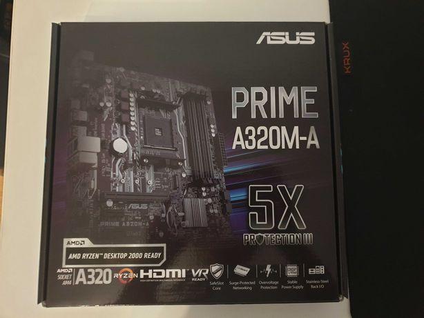 Płyta główna Asus Prime a320m-a AM4 RYZEN
