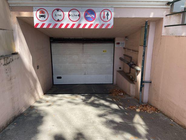 Garagem Box Alugar