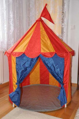 Namiot cyrkowy Ikea
