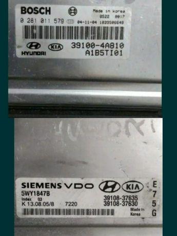 Мозги Блок управління ЕБУ  Hyundai Kia