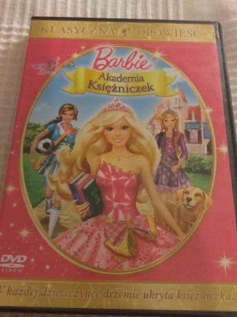 Barbie Akademia Księżniczek DVD