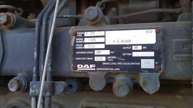 Двигатель DAF XE 315M