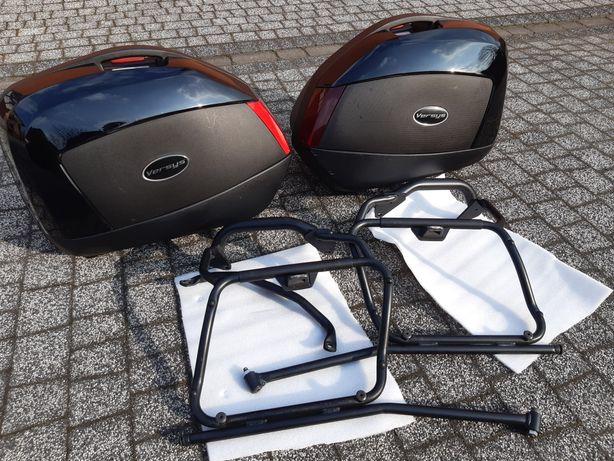 Kufry boczne Kawasaki