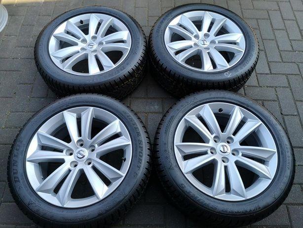5x108 Alufelgi R17 VOLVO XC40 XC70 S60 V60 V50 7J ET40.5 4szt NOWE!!