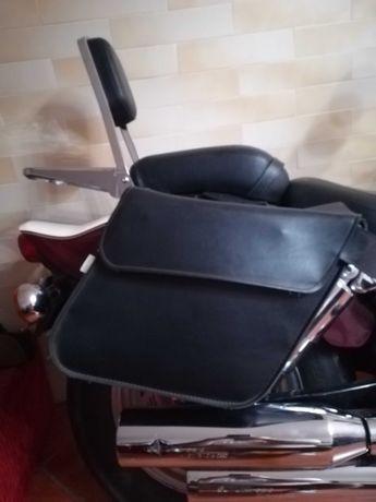 Alforges moto costum