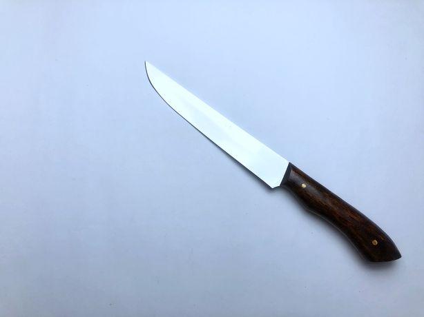 Кухонный нож ручной работы