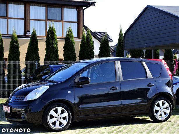 Nissan Note TECNA Premium 1,5'dci 86KM FULLOPCJA 1właść FullASO Gotów do 1rej.w PL