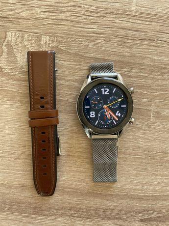 Huawei GT com duas braceletes