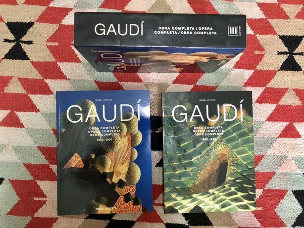 Gaudi- obra conpleta 2 volumes