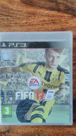 Gra FIFA 17 nowa w folii ps3