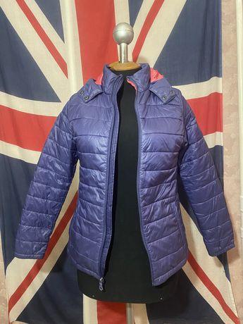 Отличная весенняя курточка на девочку 11-12 лет