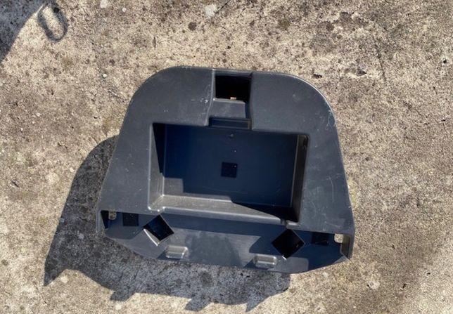 VW Lupo schowek na narzędzia w kole zapasowym