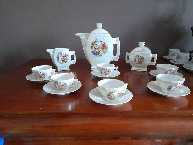 Skup wazon porcelana figurka prl serwis kawy antyk szkło kolorowe