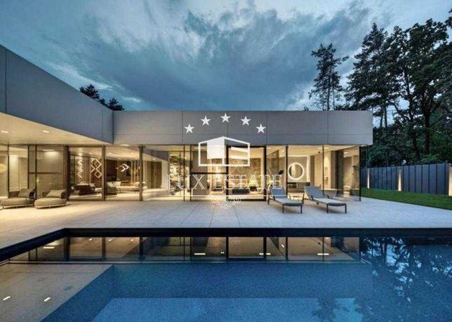 Продажа дома в стиле hi-tech с авторским дизайном, Конча-Заспа, Плюты