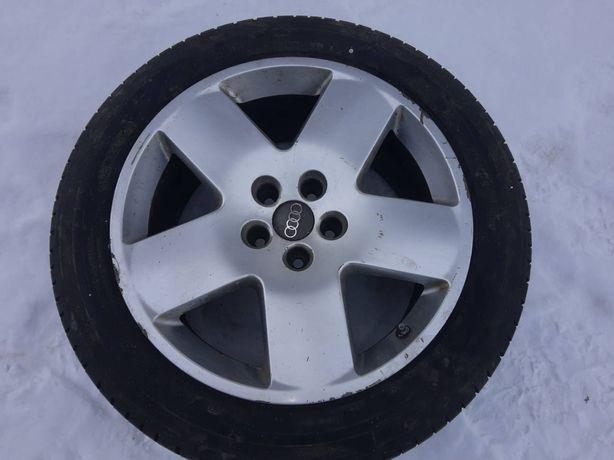 Koło , Felga AUDI Michelin 255/45R/18