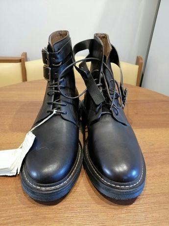Оригинальные демисезонные мужские ботинки Brunello Cucinelli