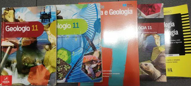 Manuais de Biologia e Geologia 11ºAno