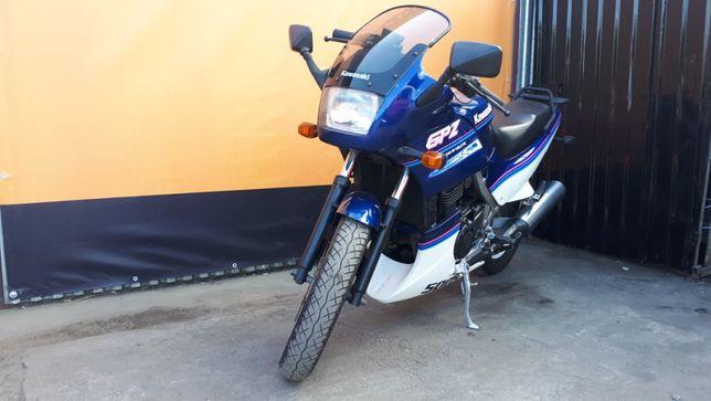 Kawasaki GPZ 500S . Stan kolekcjonerski!