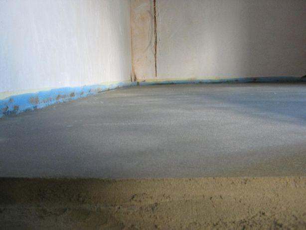 Стяжка підлоги машинним методом