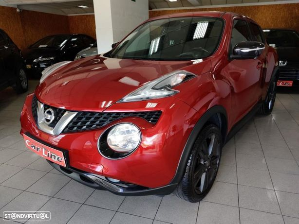 Nissan Juke 1.5 dCi N-Tec P.Ext.2 Red.D.