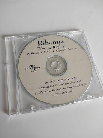 Rihanna - Pon de Replay - singiel promocyjny UNIKAT