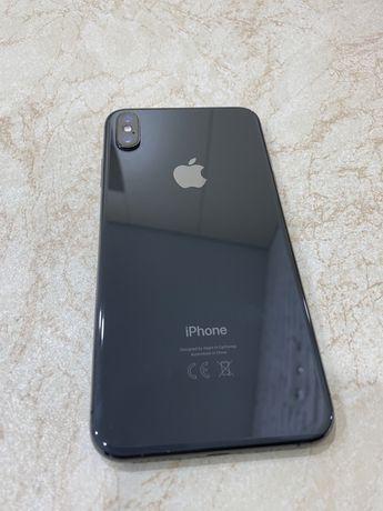 IPhone Xs Max, Space Gray, 64 GB. Neverlock