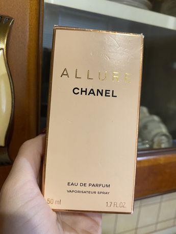 Оригинал Chanel Allure Парфюмированная вода edp 50мл