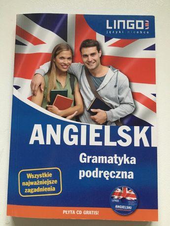 Gramatyka podręczna język angielski książka + CD