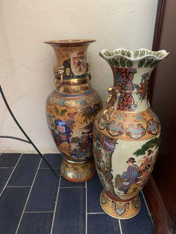 Conjunto de jarroes