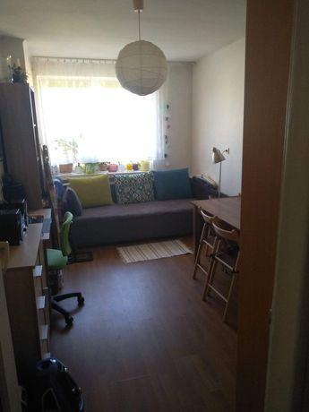 Mieszkanie 36m2, 2 pokoje z kuchnią, łazienką i balkonem i piwnicą