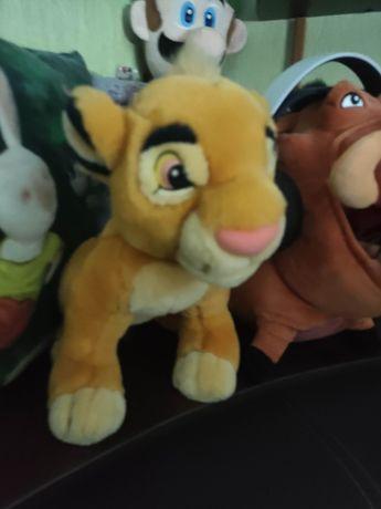 Детская игрушка король лев